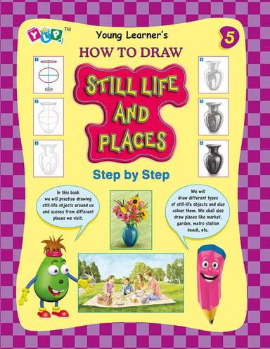 How to draw Still life and Places Step by Step