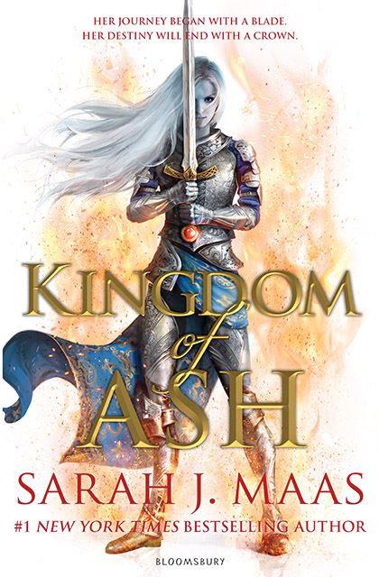 Sarah J.Maas - Kingdom of Ash