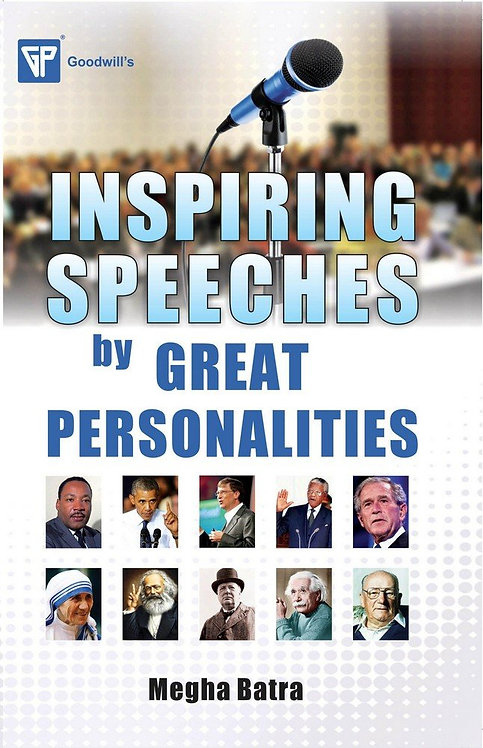 Inspiring Speeches by Great Personalities