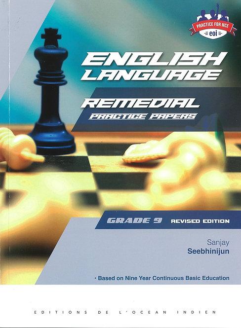 English Remedial Practice Papers Grade 9 - S.Seebhinijun