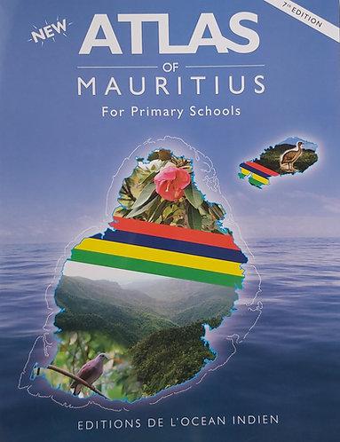 Atlas Mauritius & Rodrigues 8th Edition 2021