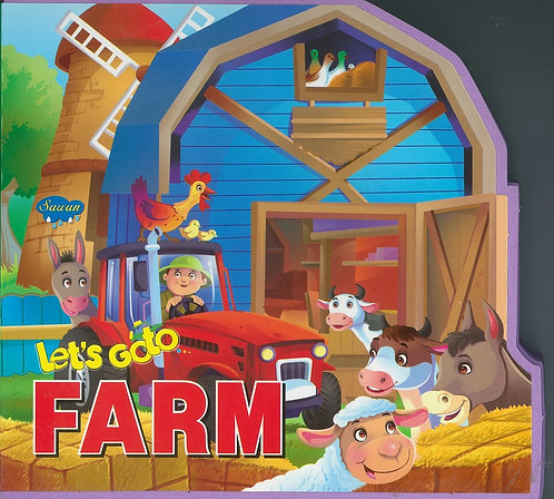 Let's Go to - Farm