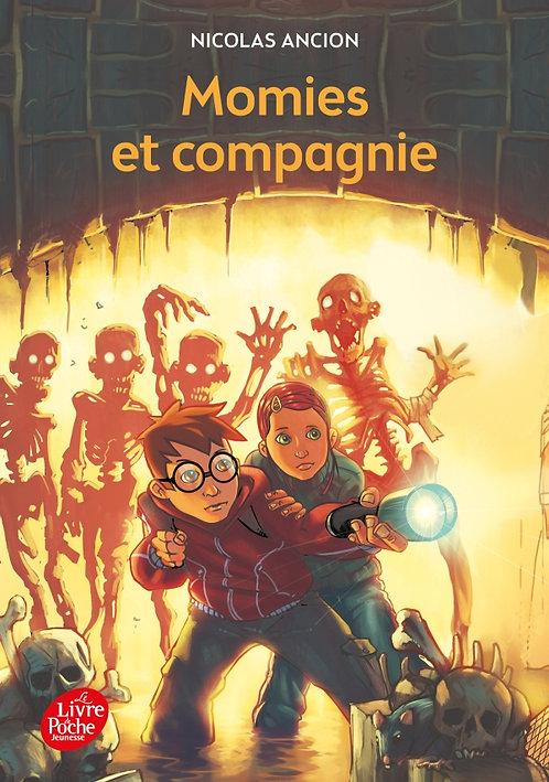 Momies et Compagnie - Nicolas Ancion