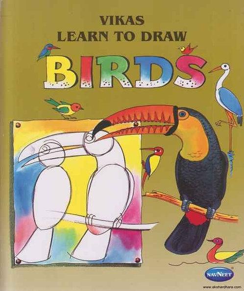 Learn to Draw - Birds