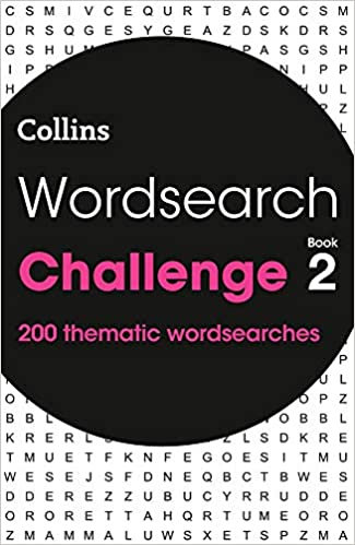 Collins - Wordsearch Challenge Book 2