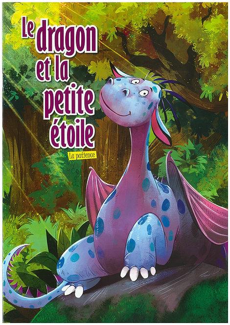 Le dragon est la petite étoile