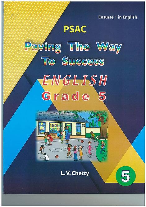 Paving the Way to Success English Grade 5 - Chetty