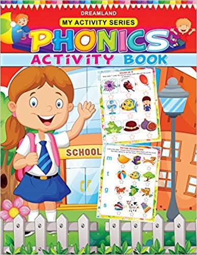 Phonics Activity Book