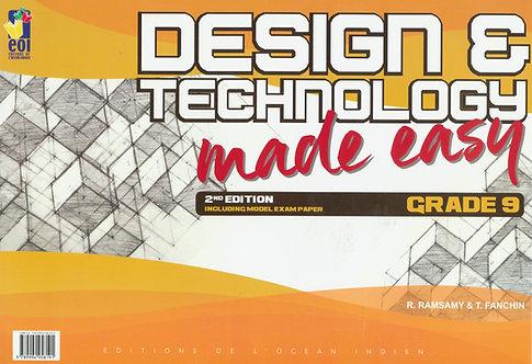 Design & Technology Made Easy Grade 9 2nd Edition - R.Ramsamy