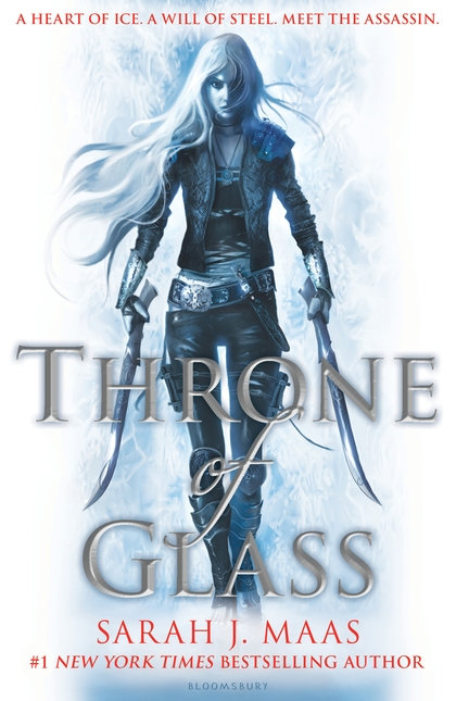 Sarah J.Maas - Throne of Glass