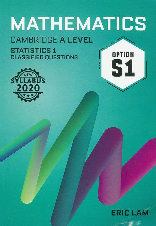Mathematics A Level S1 - Eric Lam