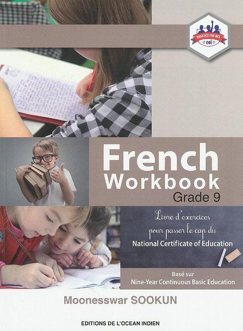 French Workbook Grade 9 -M.Sookun