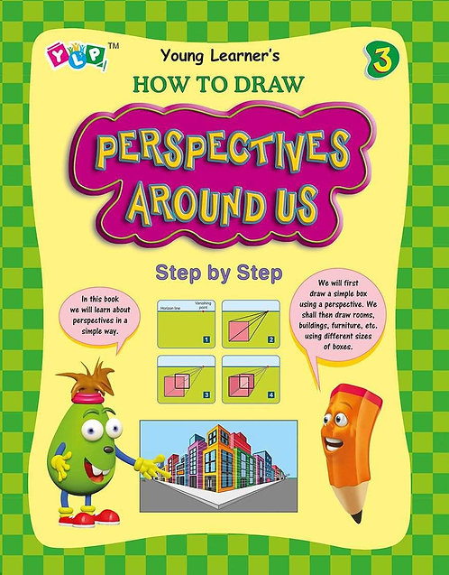 How to Draw Perspectives around us