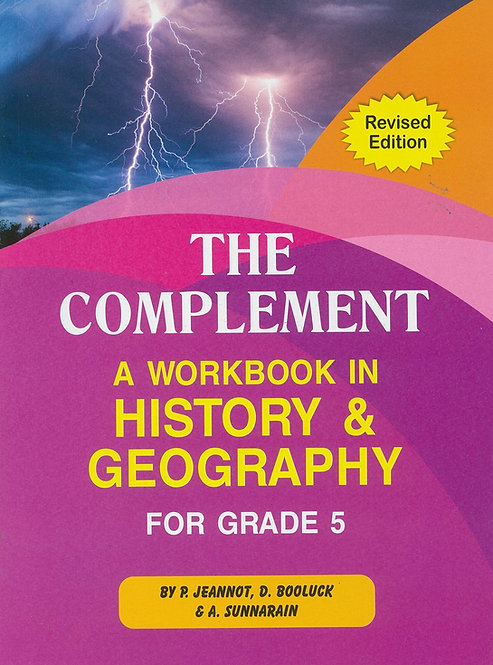The Complement History & Geography for Grade 5