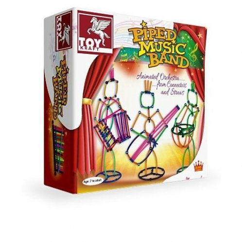 Toy Kraft - Piper Music Band