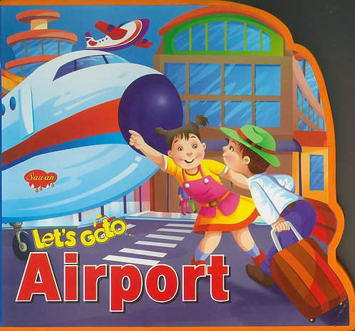 Let's Go to - Airport