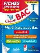 Objectif BAC -Fiches Detachables Tout en un - T Le
