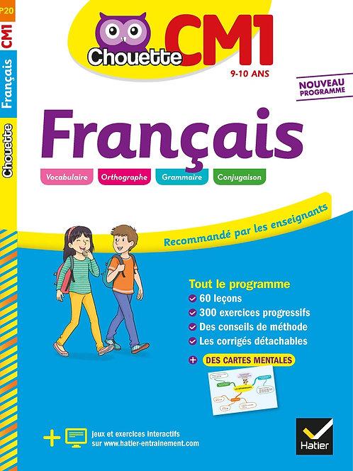 Chouette CM1 Francais