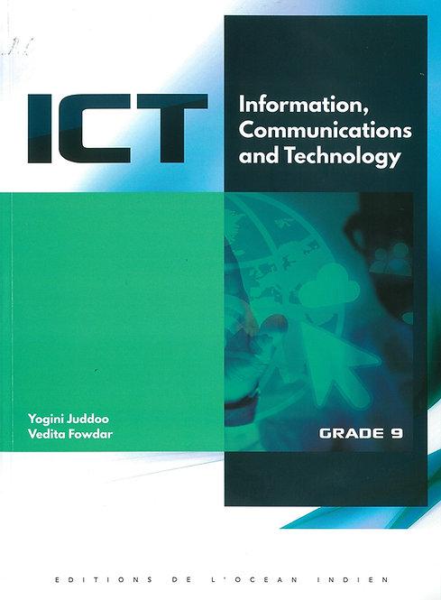 Information Communication and Technology Grade 9 - Y.Juddoo & V.Fowdar