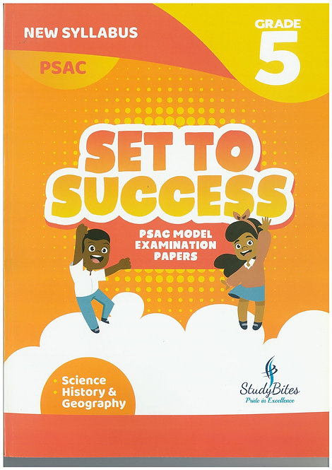 Set to Success Grade 5 - Science / History & Geography