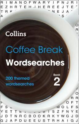Collins - Coffee Break Wordsearches Book 2