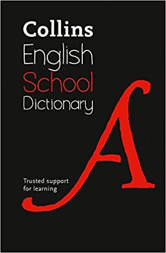 Collins - English School Dictionary