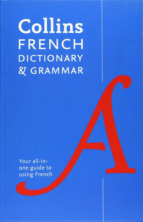 Collins - French Dictionary & Grammar