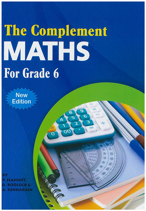 The Complement Maths Grade 6