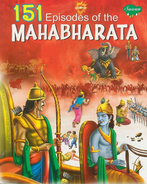 151 Episodes of the Mahabharata