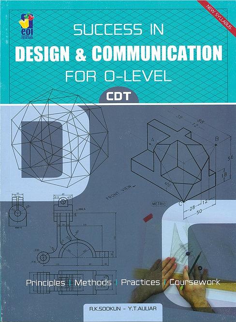 Success in Design & Communication for O Level (CDT) - Sookun & Auliar
