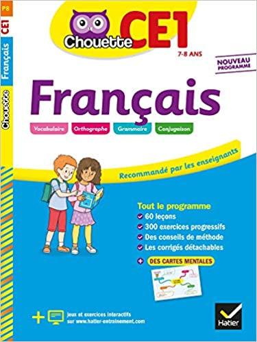 Chouette CE1 Francais