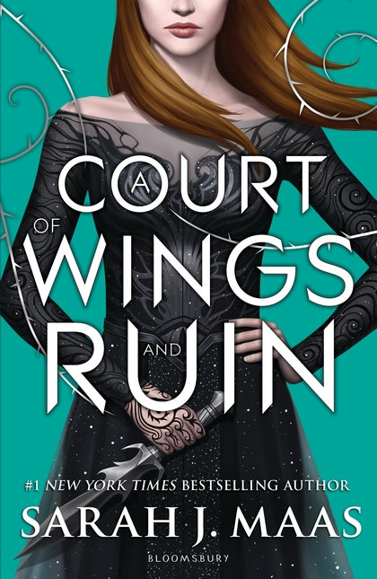 Sarah J.Maas - A Court of Wings and Ruin