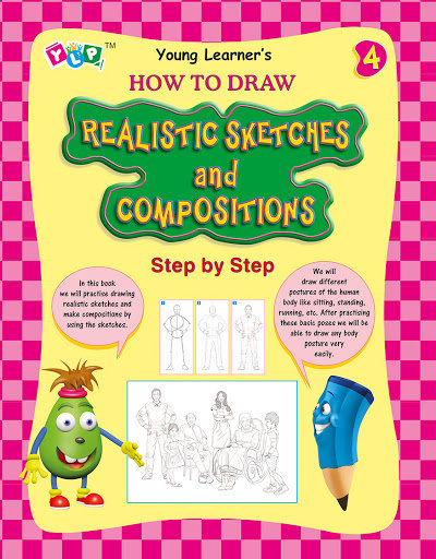 How to draw Realistic Sketches and Compositions