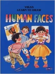 Learn to draw -Human Faces