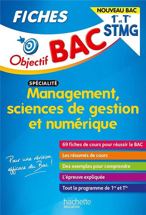 Objectif BAC Management Sciences de gestion et numerique