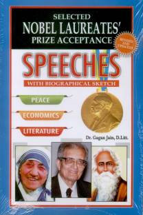 Speeches with Biographical Sketch