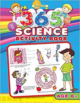 365 Science Activity Book