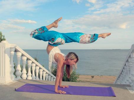 Новый преподаватель по Хатха йоге.