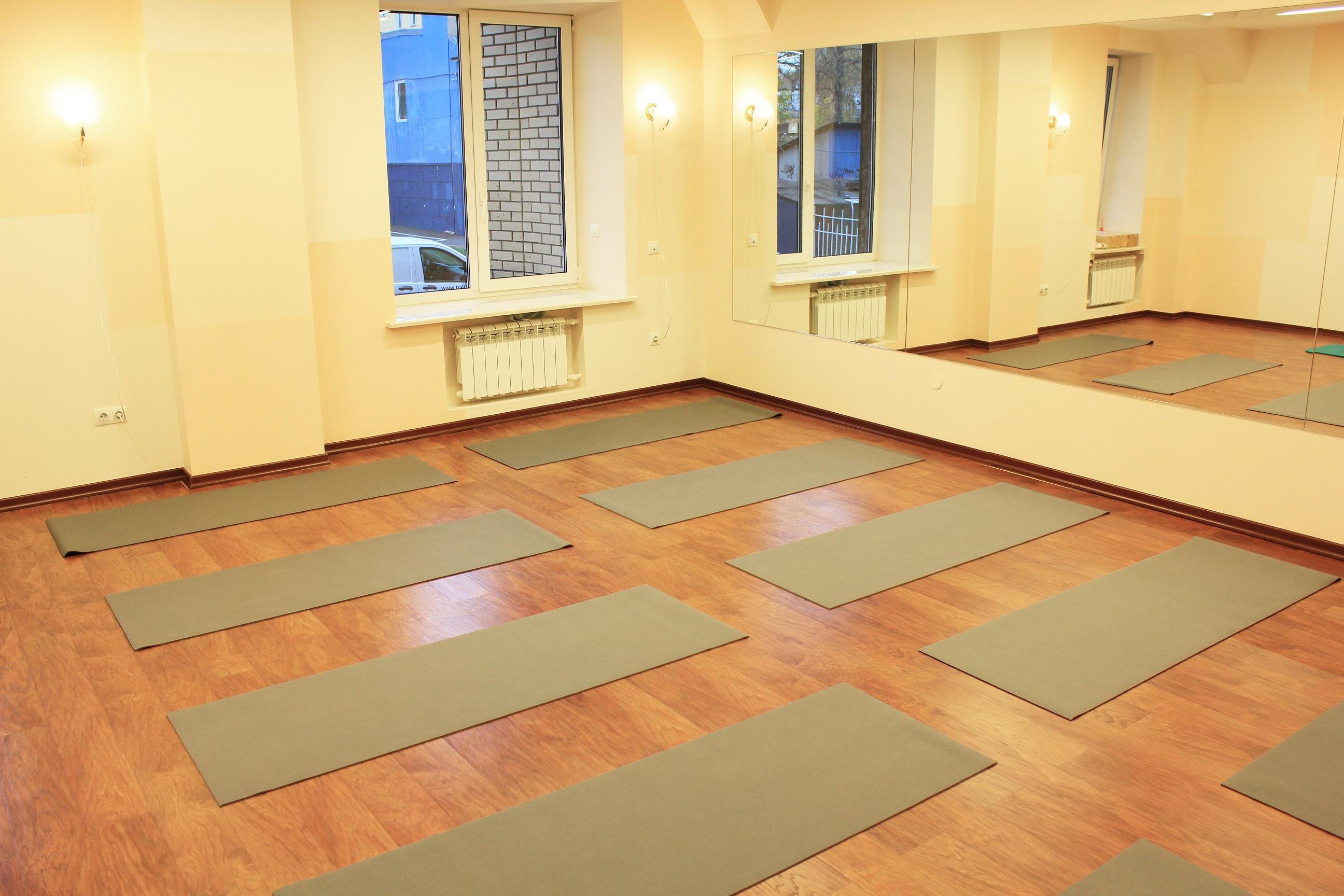 Yes! Yoga Studio