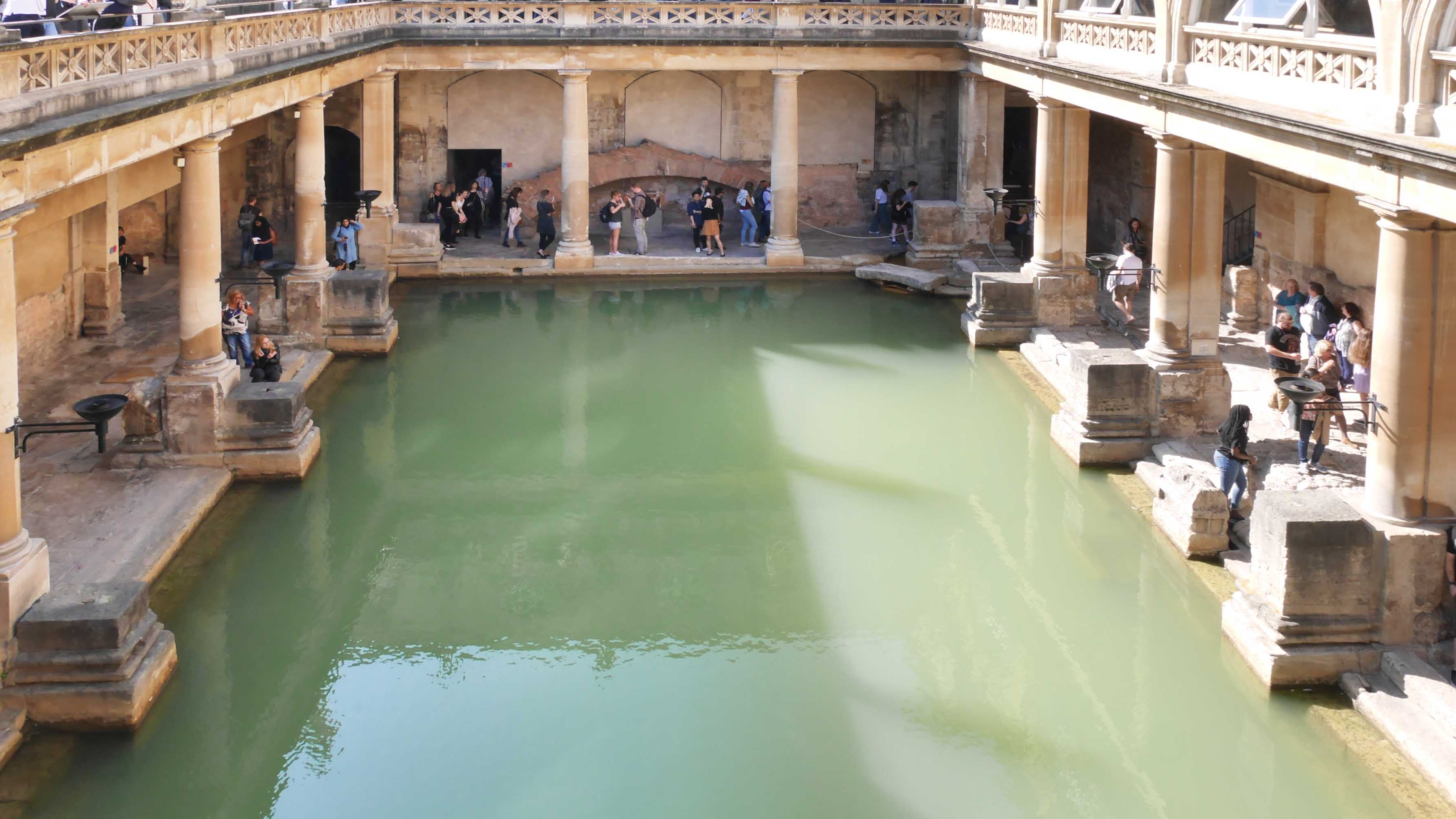 2019-09-21 Bath Roman baths1