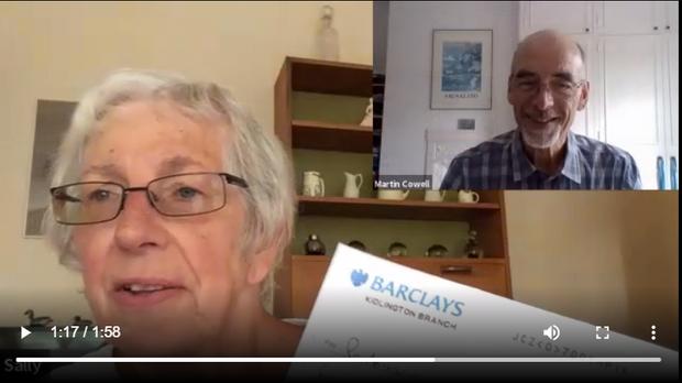Parkinson UK recieves cheque June 20.PNG