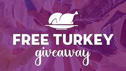 Free Turkey Giveaway