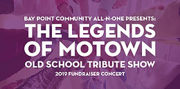 Legends of Motown Old School Tribute Show