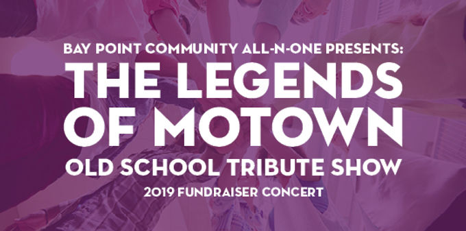 Legends of Motown Old School Tribute Show