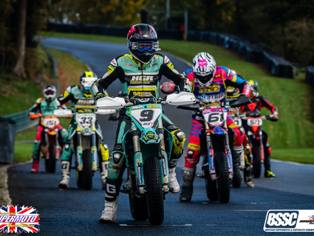 The British Supermoto Championship Springs Into Action for 2021