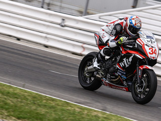 Drayton Races Into Top Six at Misano