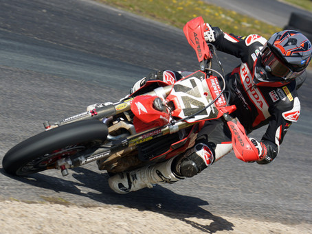 Todd and Murray Clinch Wins at Round Four of the ACU British Supermoto Championship