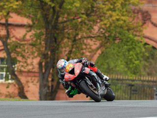 Seventh Heaven for Dan Drayton at Oulton Park
