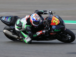 Unpredictable Weather Challenges Drayton at Silverstone