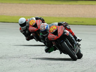 Drayton Enjoyed Endurance Race Victory but Technical Issues Hamper Superstock Race at Donington Park